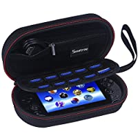 Smatree P100 Carrying Case for PS Vita, PS Vita Slim(Without Cover) (Console and Accessories NOT Included)