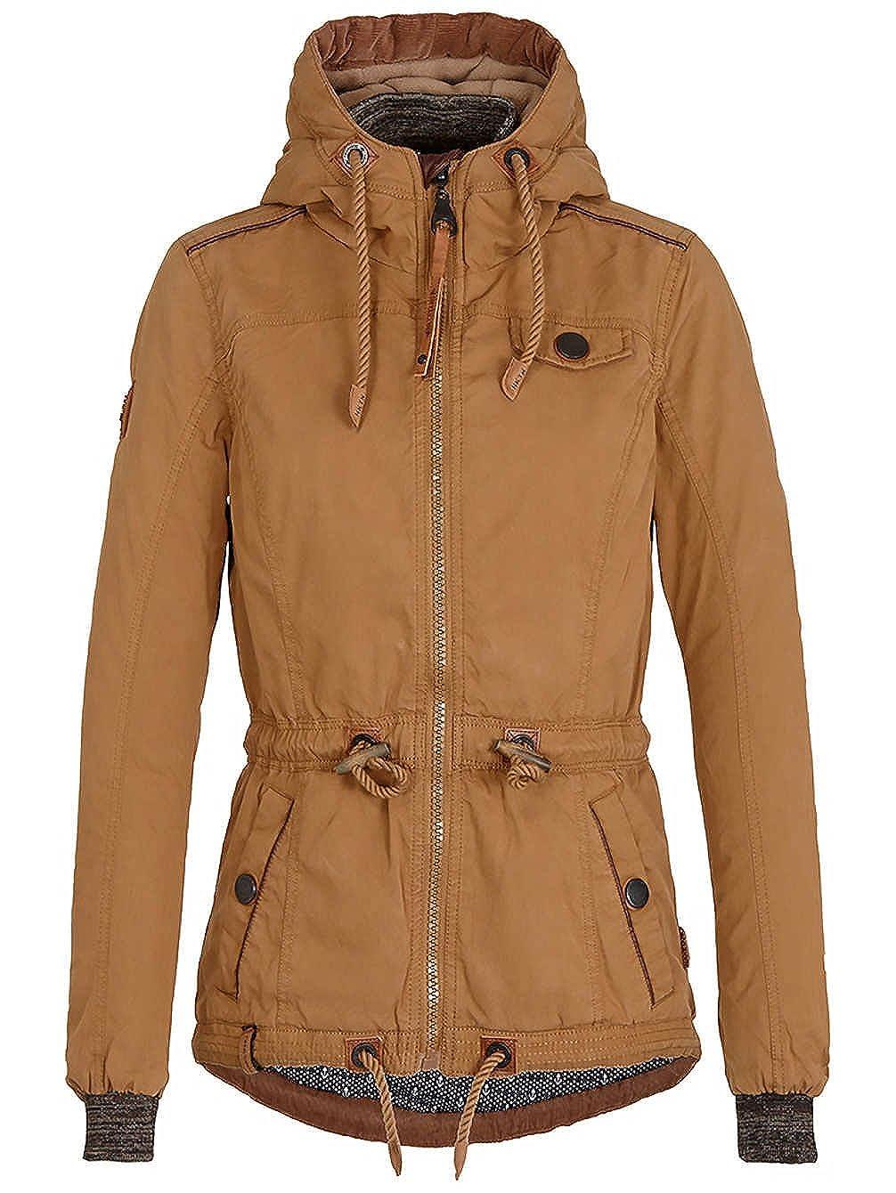 Naketano Damen Jacke Desert Schlaubär Jacket