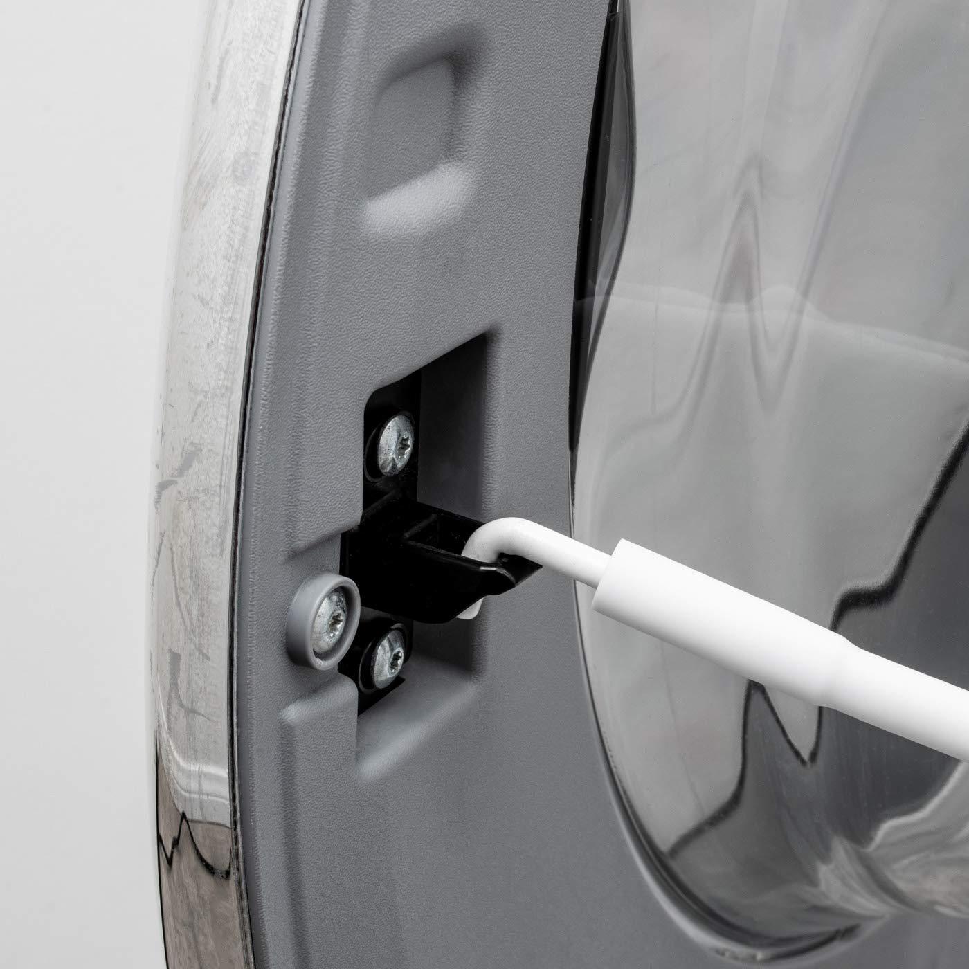 Prop-A-Door para arandelas de carga frontal | Accesorio flexible ...