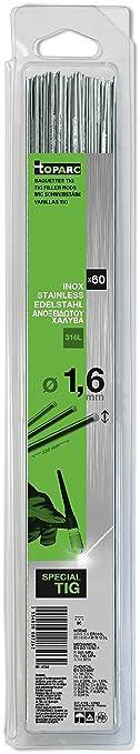 GYS 087 /Électrodes de soudage TIG en acier inoxydable 315