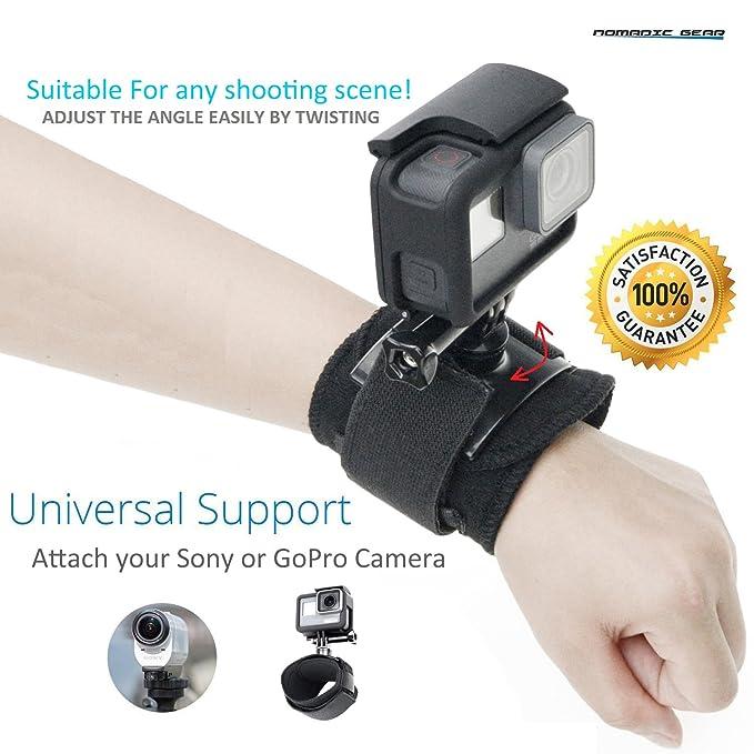 Amazon.com: Nomadic Gear Rotación de 360 grados Correa para ...