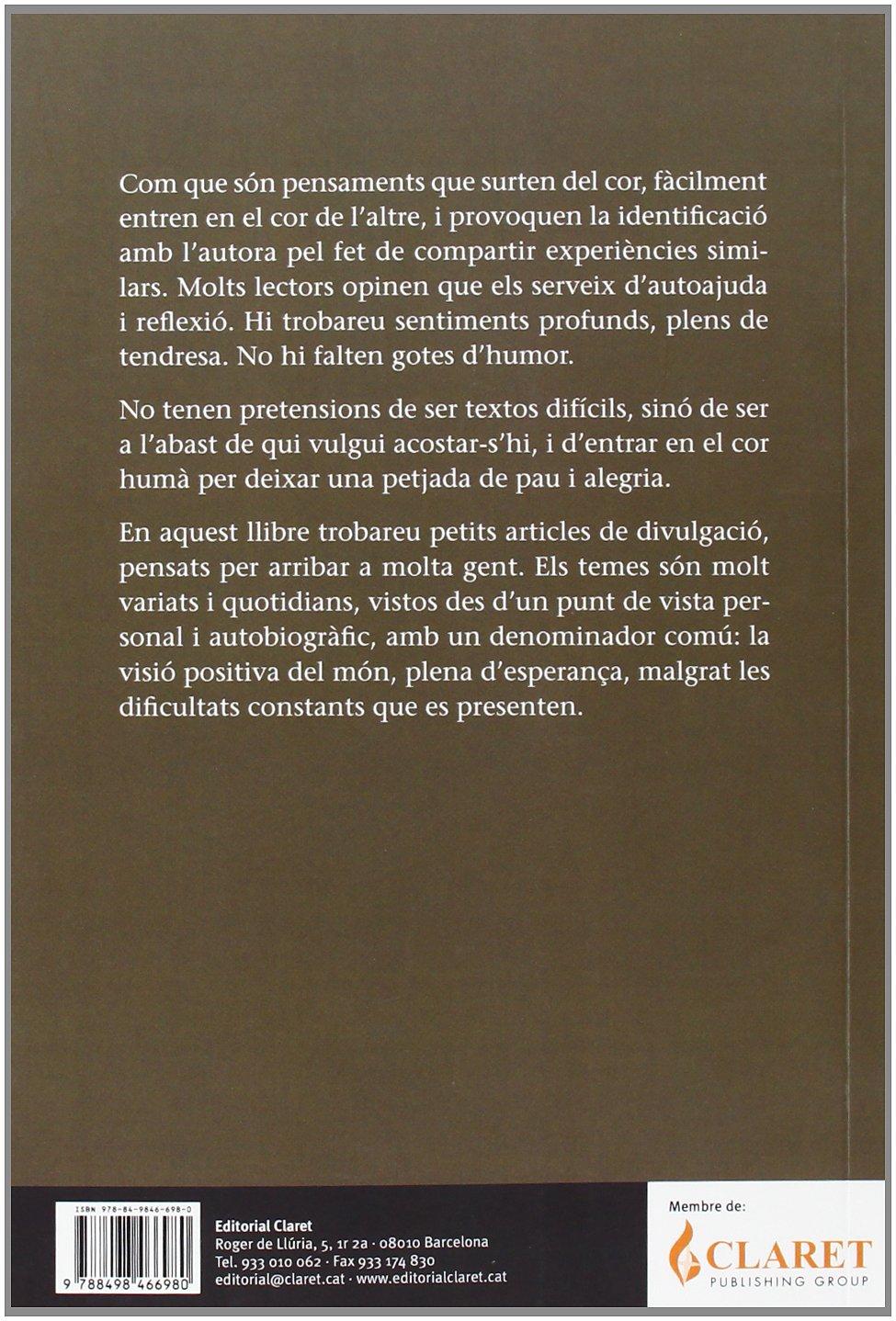 Intuïcions Del Cor (A Cel Obert): Amazon.es: Mª Teresa Quintana ...