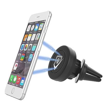 crazy price on wholesale half price Veopulse Support téléphone Voiture aimanté orientable Fixation magnétique  de Votre Mobile dans la Grille d'aération de Votre Auto -Compatible Tous ...
