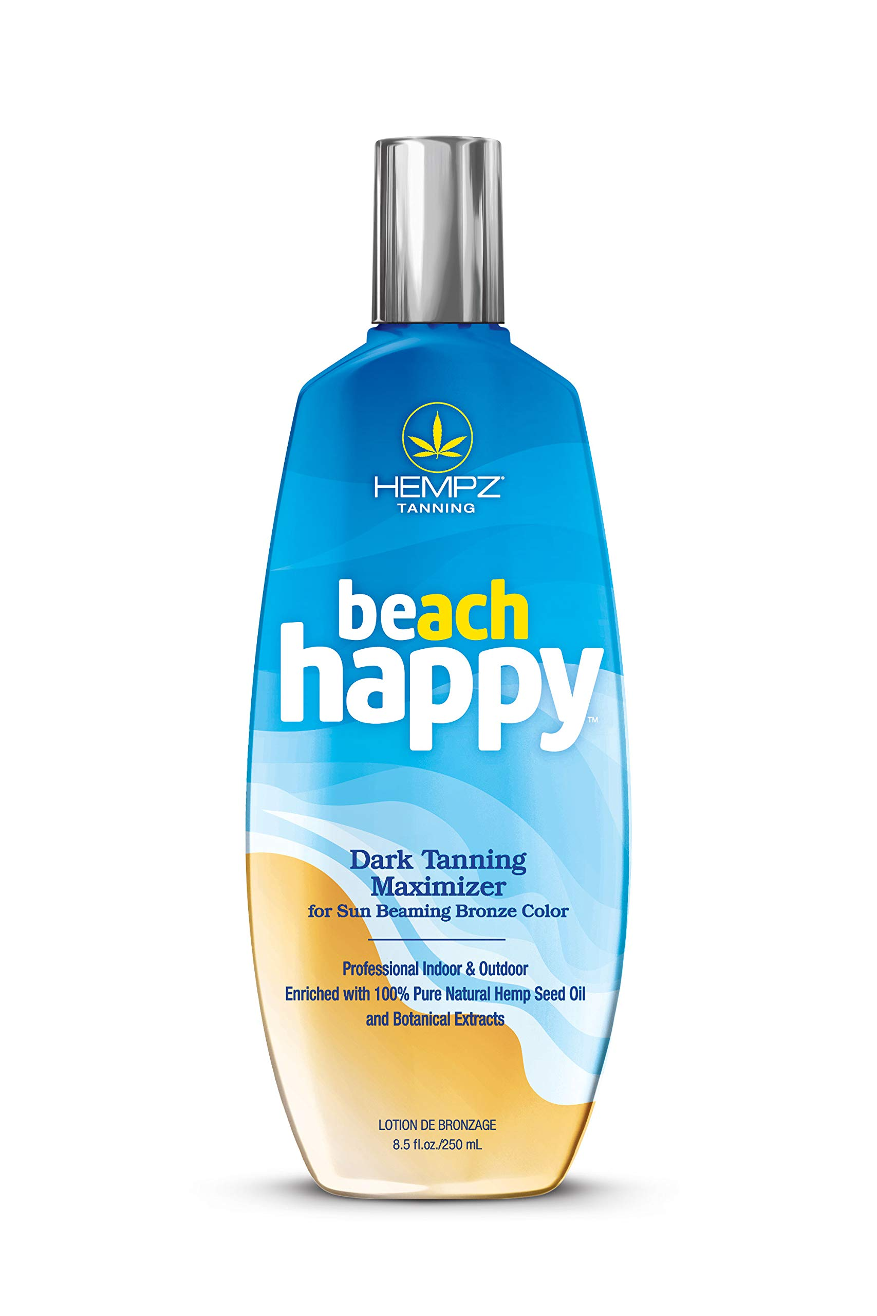 Hempz Beach Happy Dark Tanning Maximizer by Hempz