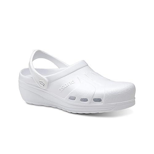 f259e60b533 Feliz Caminar - Zuecos Sanitarios Asana: Amazon.es: Zapatos y complementos