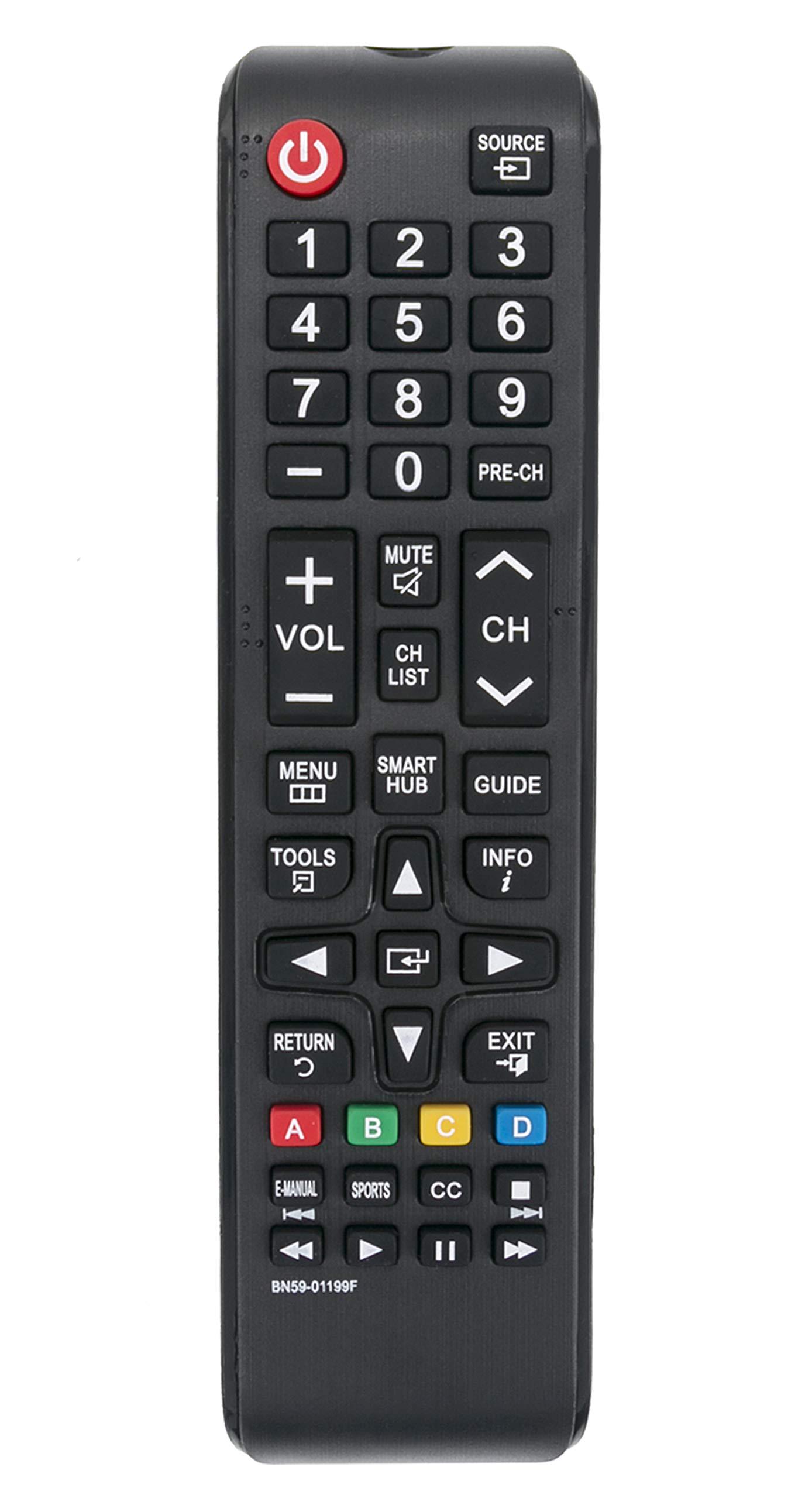 Control Remoto BN59 01199F SAMSUNG UN60J6200AF UN60J6200A...