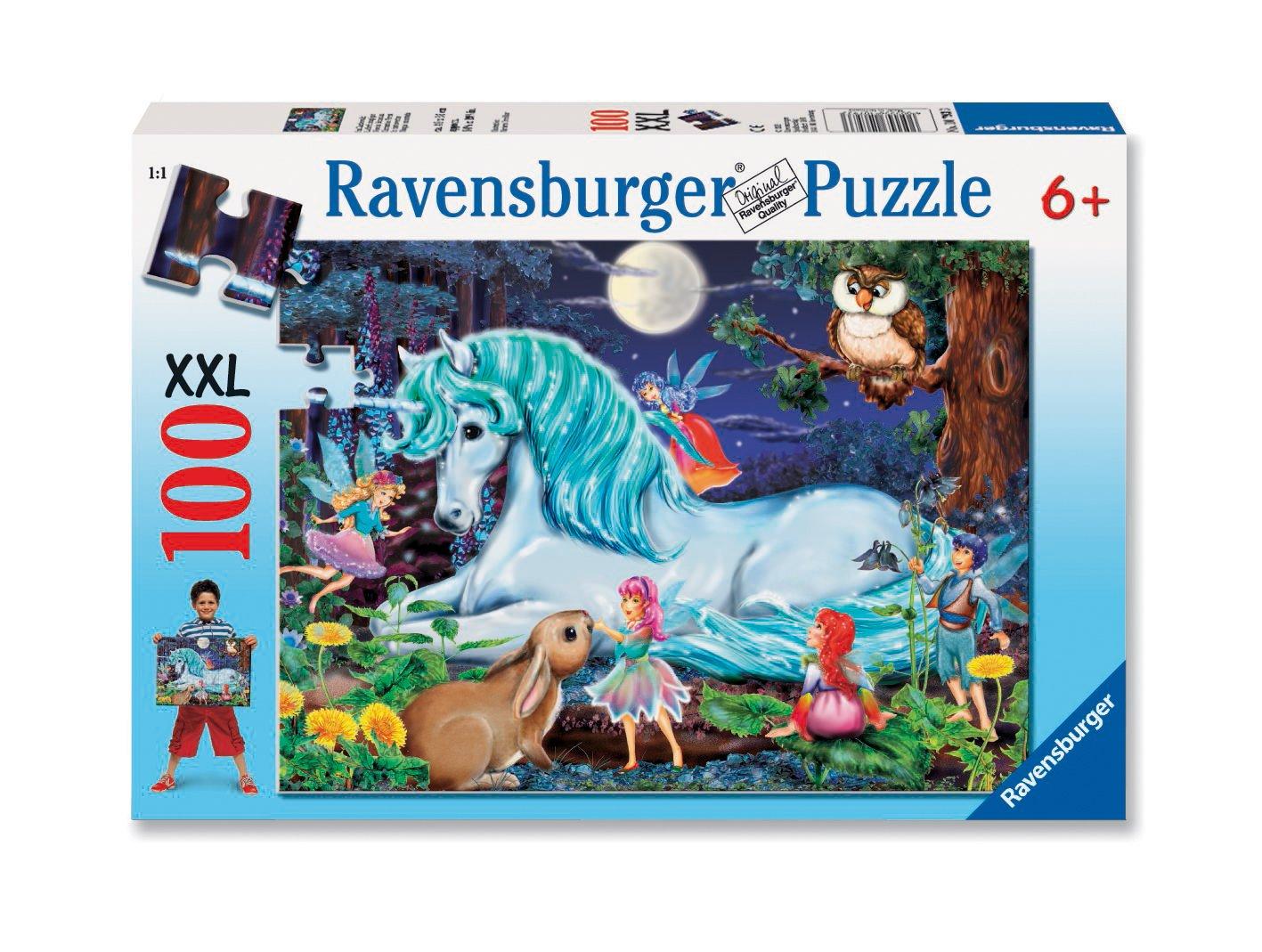 ravensburger 100 piece puzzle