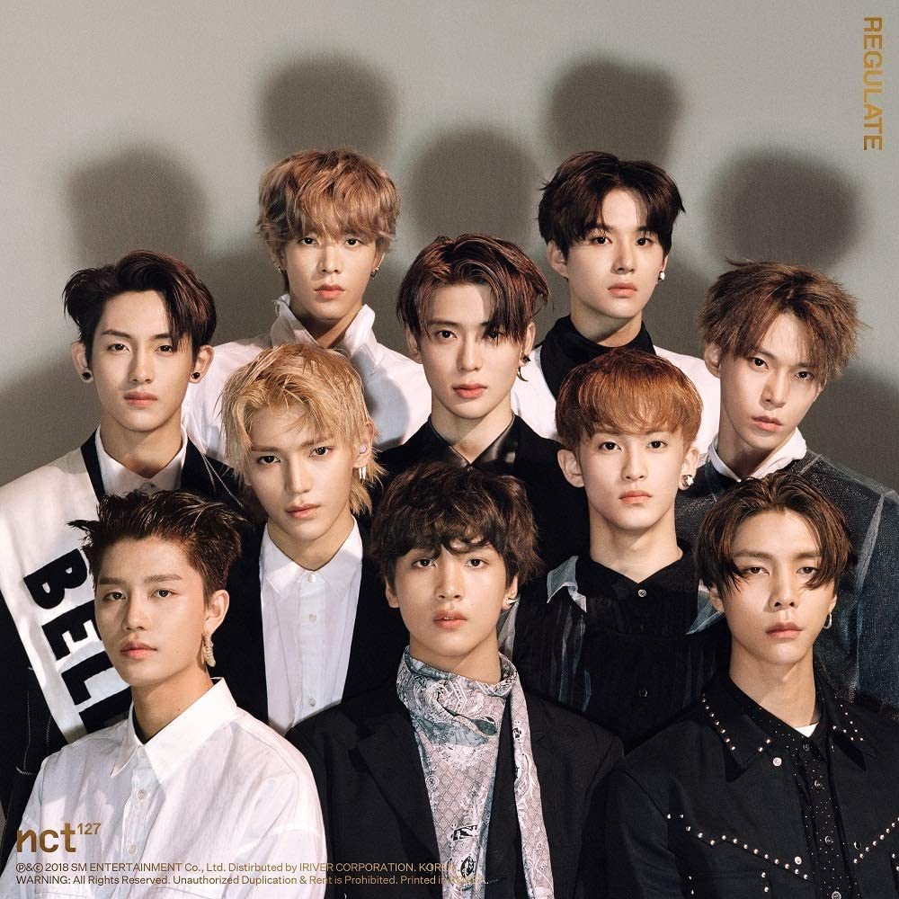 TEST: Which member of NCT 127 is the most compatible with you?