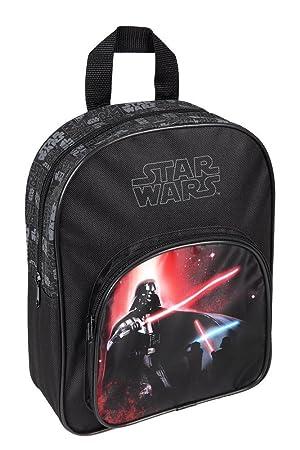 Undercover swak7600 - Mochila con bolsillo delantero Star Wars, aprox. 30 x 23 x 9 cm: Amazon.es: Juguetes y juegos