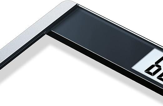 Beurer GS 485 - Báscula de baño de vidrio con Bluetooth ...