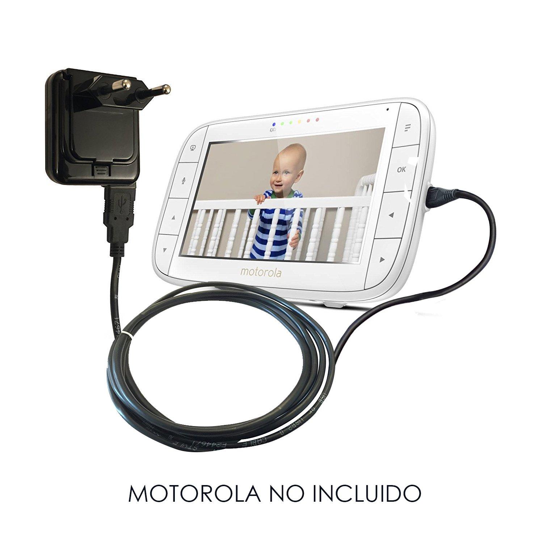 Reemplazo Motorola Batería Cargador Adaptador Fuente de ...