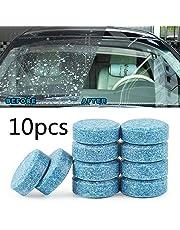 Limpiador de ventanas de coche, 10 unidades, limpiaparabrisas