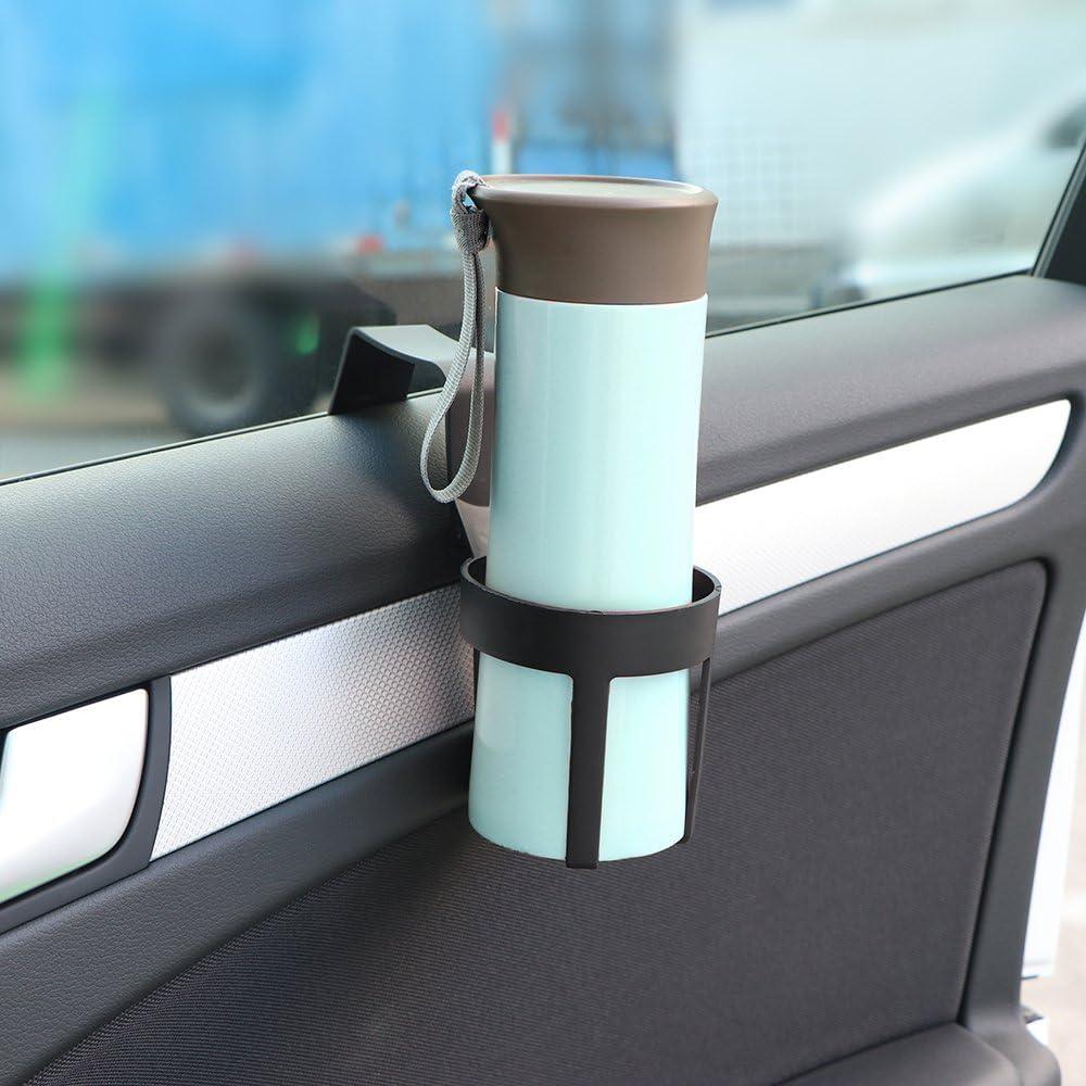 Universal Durable Auto coche cami/ón Van agujero de montaje bebidas botella Smartphone Pen taza de caf/é Holder Soporte Organizador JJOnlinestore