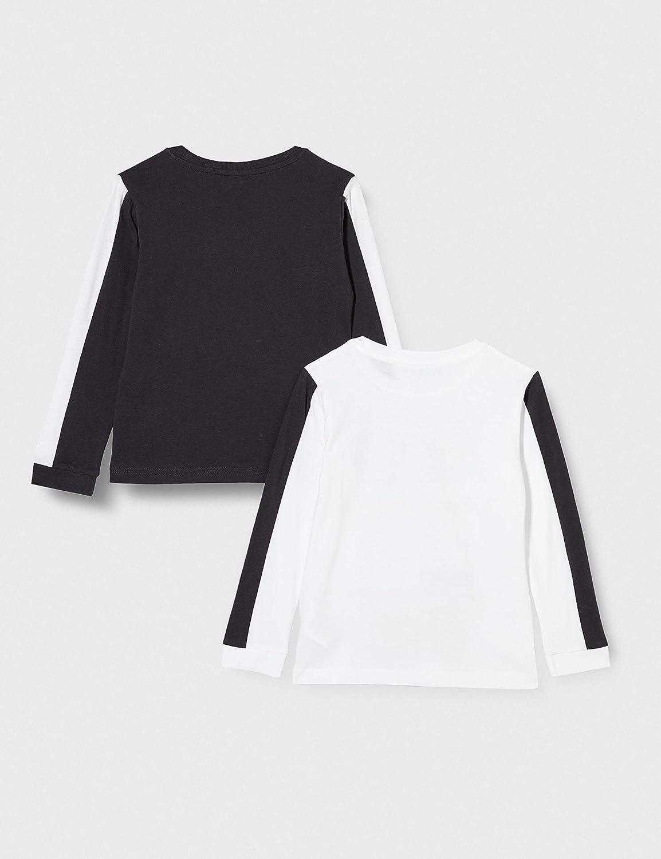 MEK Camiseta de Manga Larga para Ni/ños