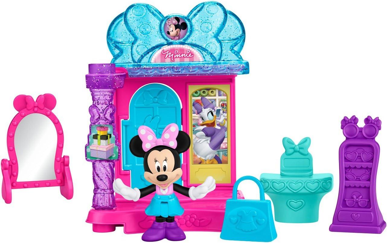 Fisher-Price Disney Minnie, Shop 'n Stack Minnie