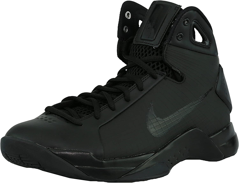 Noir Nike Hyperdunk '08, Chaussures de Basketball Homme 40.5 EU