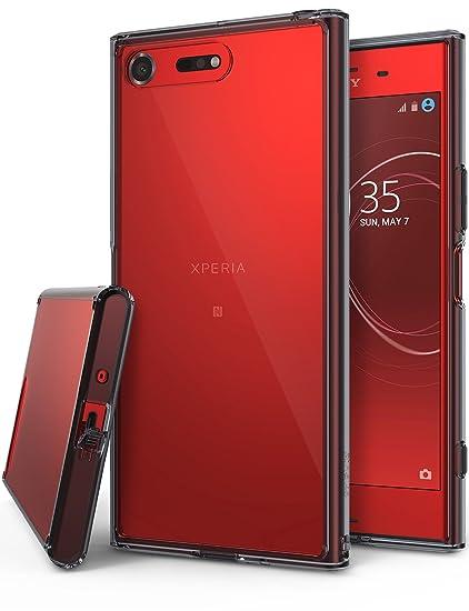 promo code 4d9a6 02e6f Amazon.com: Ringke [Fusion] Compatible with Sony Xperia XZ Premium ...