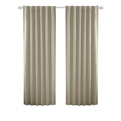Window Treatment Therm Home & Garden Nicetown Blackout Window Curtains And Drapes For Kitchen
