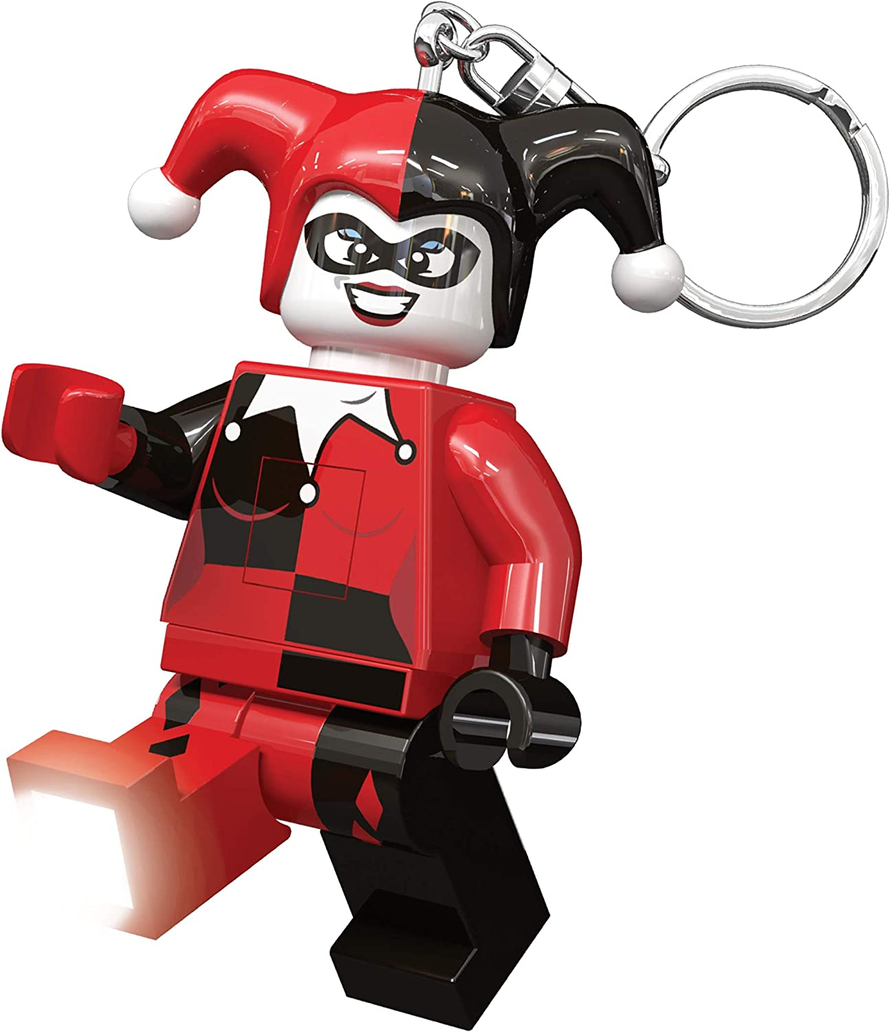 LEGO DC Comics Super Heroes - Harley Quinn Key Chain Flashlight