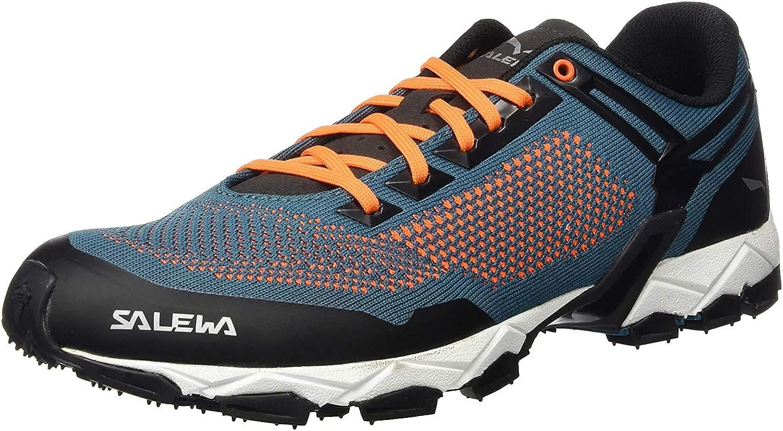 SALEWA Ms Lite Train Knit, Traillaufschuhe para Hombre: Amazon.es: Zapatos y complementos