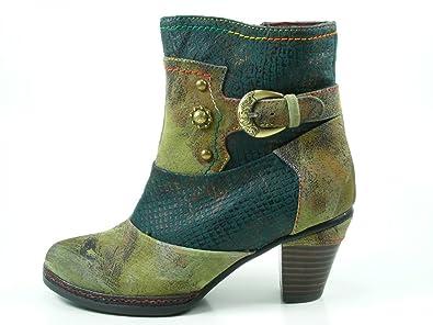 Damen Agathe Schuhe Laura Boots Vita Ankle 43 Sl2131 Stiefeletten jpqLUMSzVG