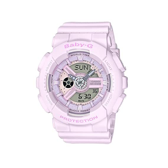 5467b8c2a49912 Casio Ladies Casio Baby-G Analog-Digital: Amazon.ca: Watches