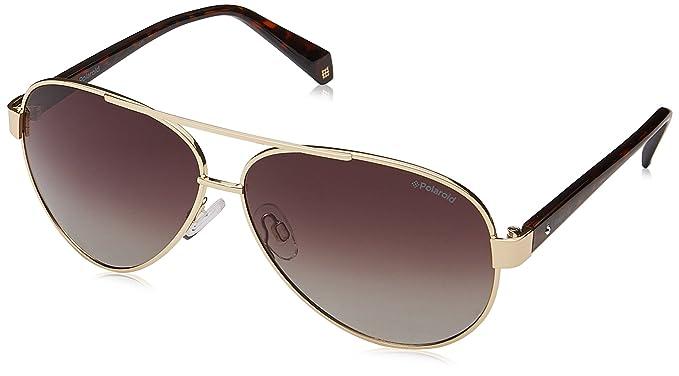 Polaroid PLD 4061/S LA J5G 61, Gafas de Sol para Mujer, Dorado