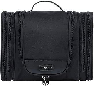 EGOGO Large Travel Toiletry Bag for Men & Women Hanging Wash Bag Cosmetic Makeup Shaving Bag E528-5