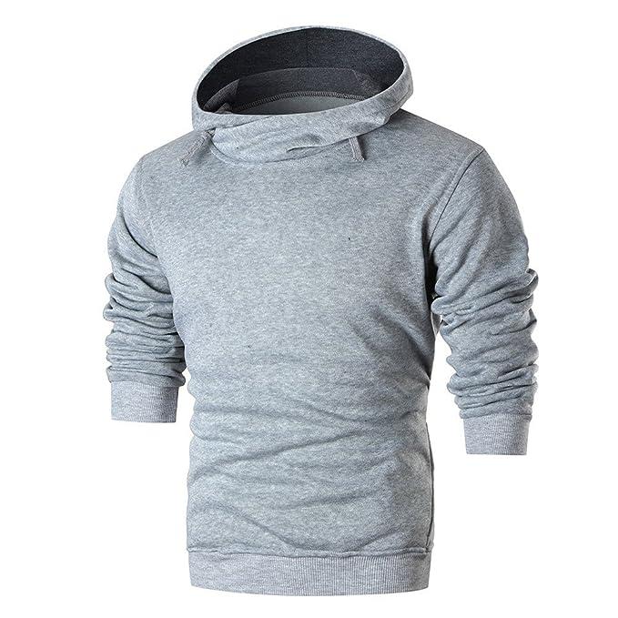 Yanhoo Nuevo suéter Hombre Storm Sudadera con Capucha Manga Larga para Hombre Sudadera Hombres Comprar Ropa Online Hombre Camisole Top: Amazon.es: Ropa y ...
