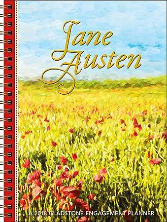 2018 Jane Austen Engagement Planner