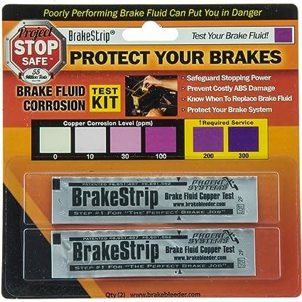 Amazon Phoenix Systems 3003 B Brake Fluid Test Strips 2