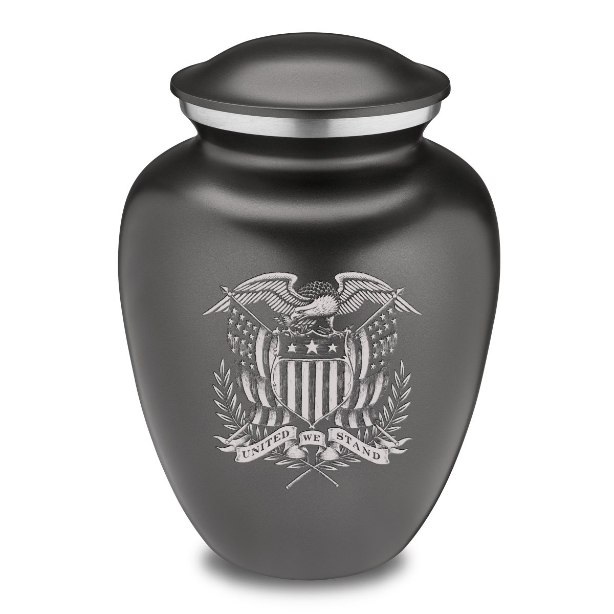 Adult Embrace American Glory Cremation Urn for Ashes