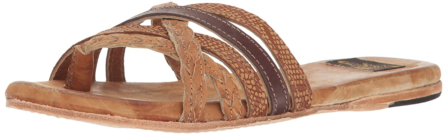 Freebird Women's Sweet Heeled Sandal B01LPBNFW2 7 B(M) US|Cognac