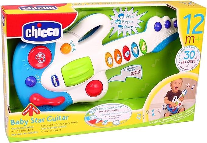 Chicco 00060068000000 - Guitarra de Juguete con Botones con ...