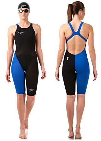92a2f258bed Speedo Women s Fast Skin LZR Elite 2 Opbk Kskn V2 Size  25  Amazon.co.uk   Sports   Outdoors