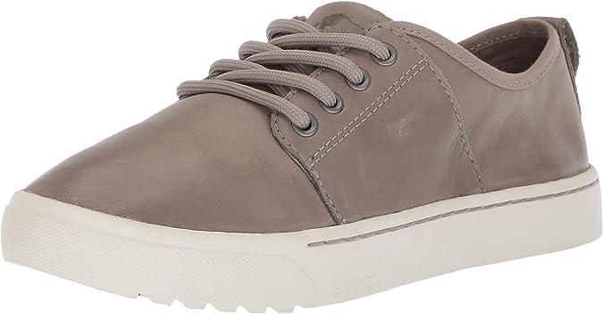CAMPSNEAK LACE Leather Sneaker