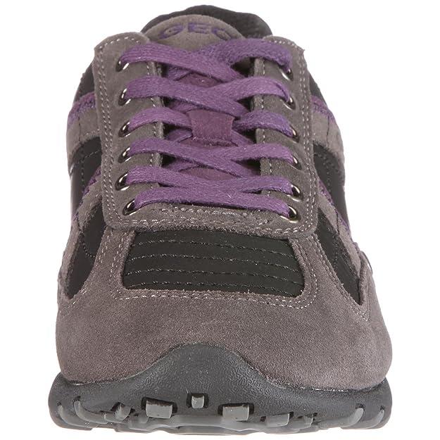 Geox D03C0C 4322 C0005 Donna Freccia, Damen Sneaker