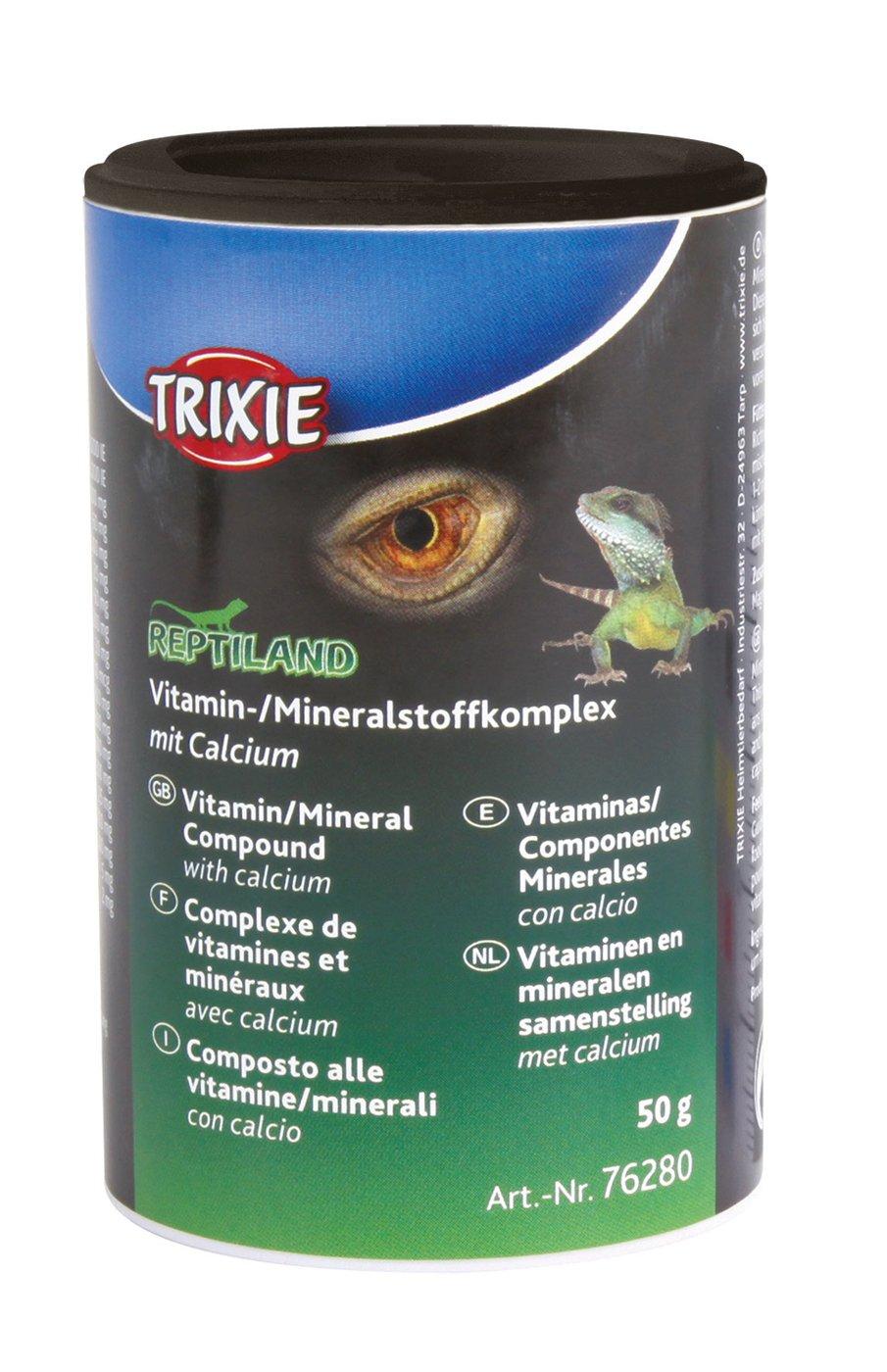 Complexe de vitamines et minéraux pour reptiles carnivores - Trixie