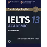 Cambridge IELTS 13. Academic . Student's Book with answers