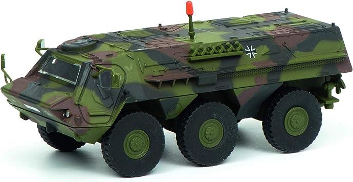 Schuco Fuchs Transportpanzer BW 1:87