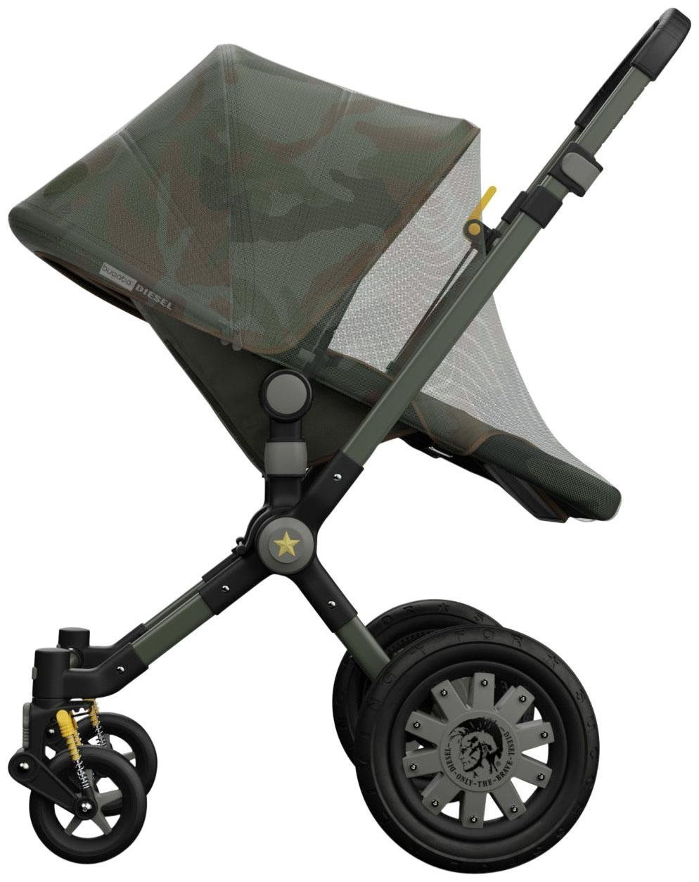 Bugaboo Mosquito Net - Camouflage