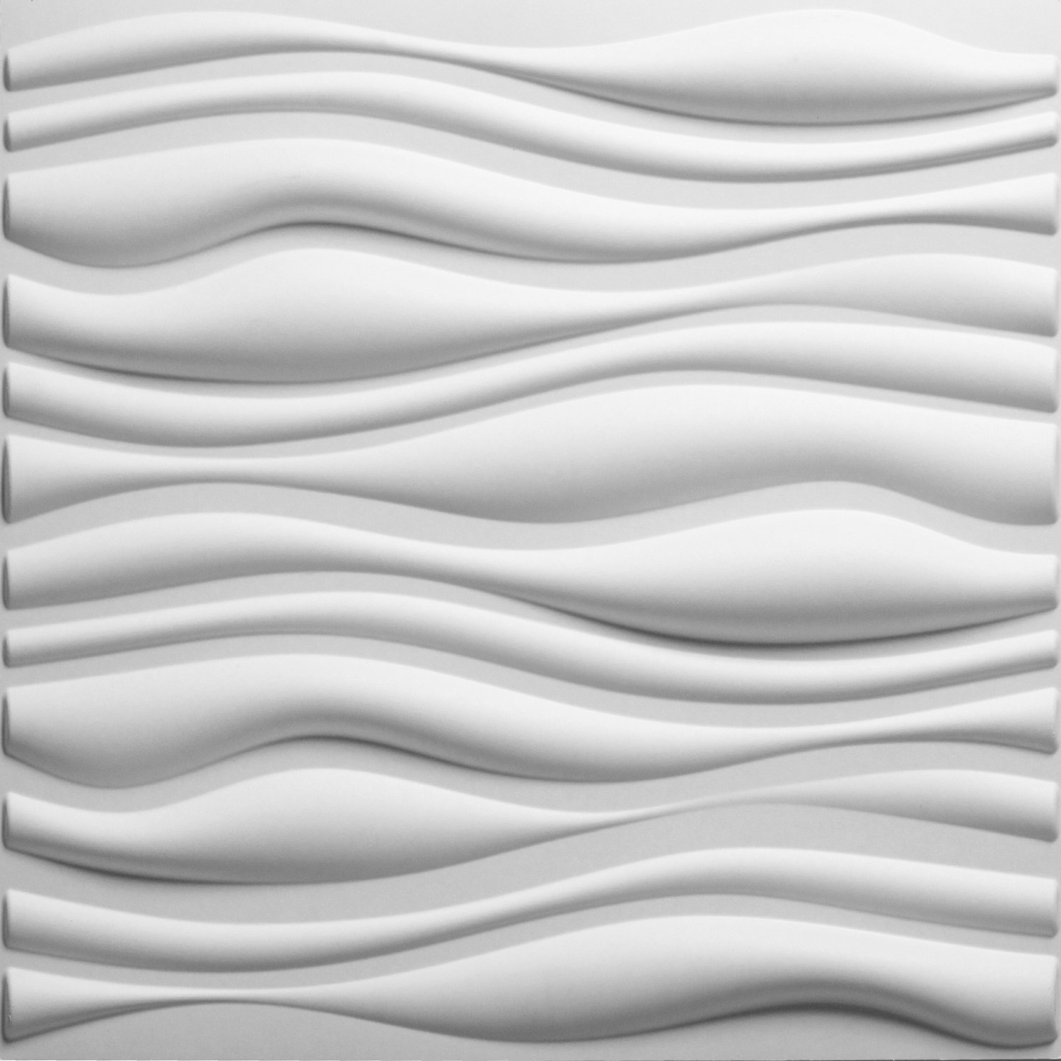 Upscale Designs 02-102 32 sq.ft. 3D Glue-On Wall/Ceiling/Wainscoting Panels, Branches
