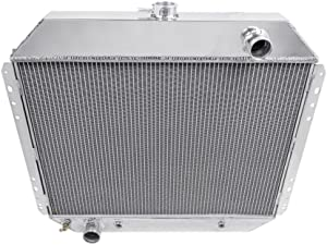 Champion Cooling, 4 Row All Aluminum Radiator for Ford Bronco, MC433