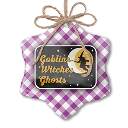 Amazon Com Neonblond Christmas Ornament Goblins Witches