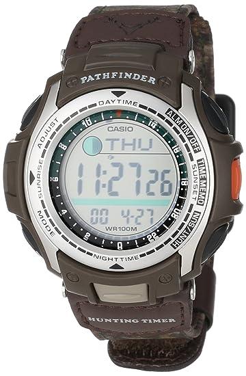 563cc492e5be Reloj CASIO PATHFINDER PAS-410B-5V. Funciones para caza y pesca ...