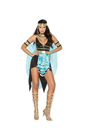 ee3251dcbe930 Amazon.com: Women's Sexy Queen of Egypt Cosplay Costume Set: Clothing