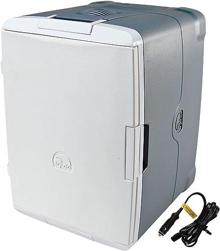 Igloo Iceless 40-Quart Cooler with 110-volt Converter, Grey 40375