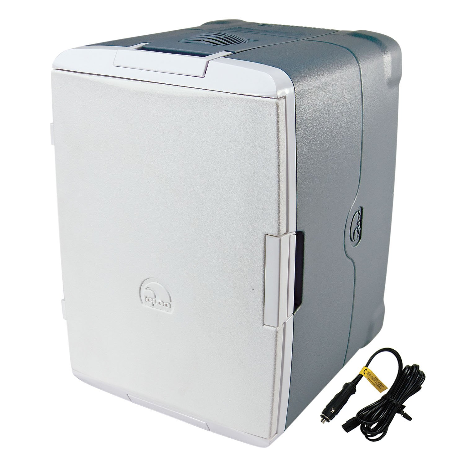 Igloo Iceless 40-Quart with 110-volt Converter Coolers, Silver by Igloo
