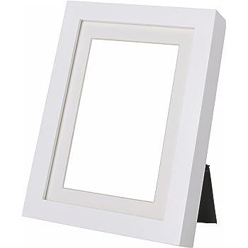 Amazon.com - Ikea Ribba White 8 X 10 Picture Frame -