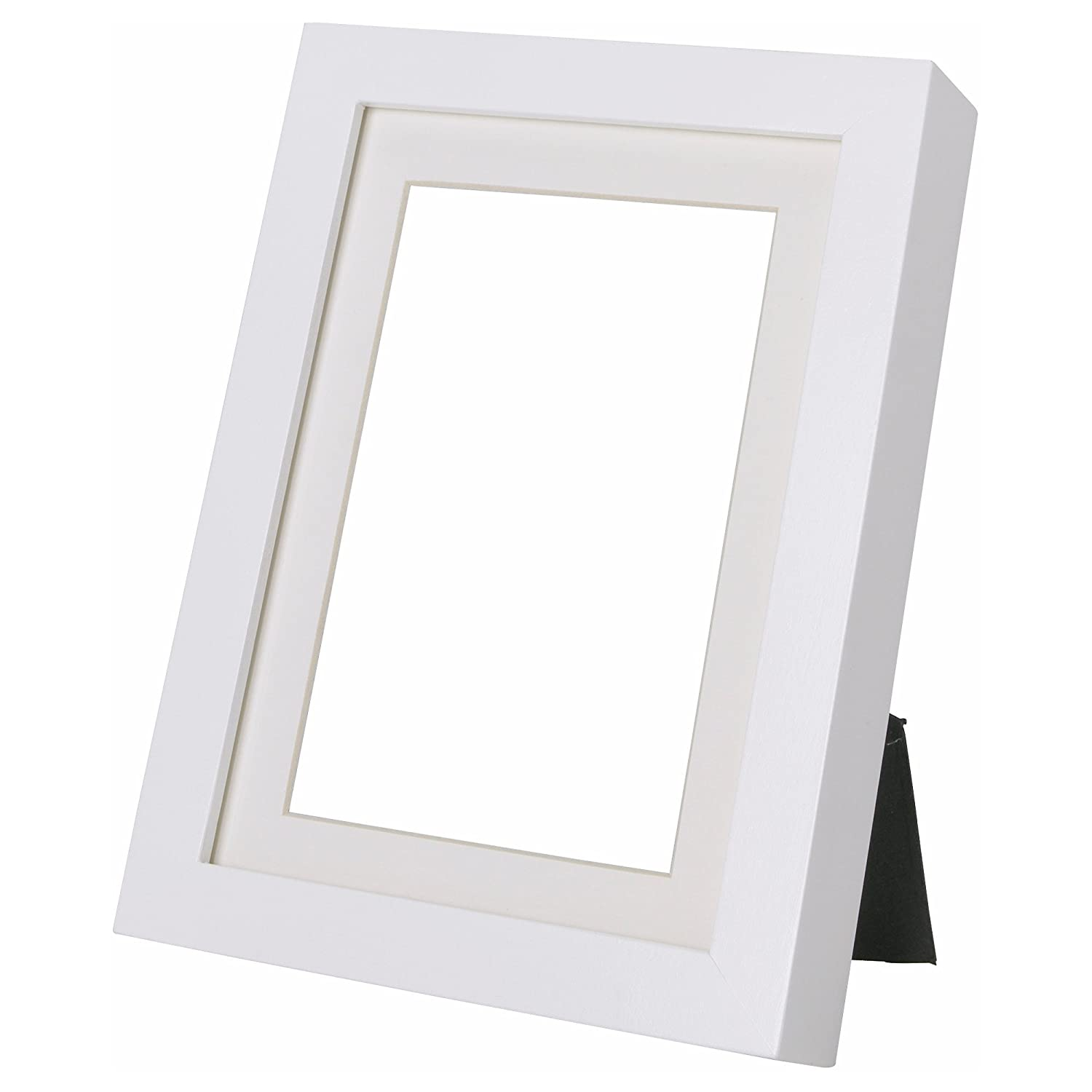 Ikea Ribba White 8 X 10 Picture Frame by IKEA: Amazon.co.uk: Kitchen ...